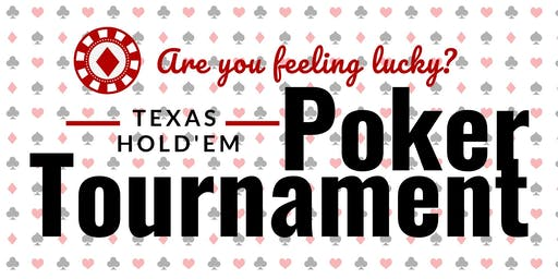 Texas Hold'em Tournament-Helping Hands/HPIC