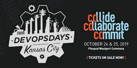 DevOpsDays Kansas City 2019 tickets