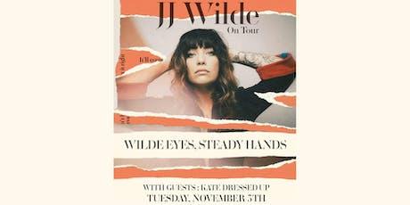 JJ Wilde w/ Kate Dressed Up tickets
