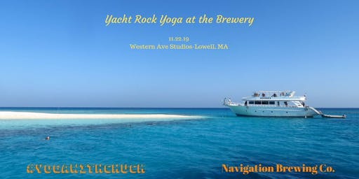 SOLD OUT - Yacht Rock Yoga at the Brewery