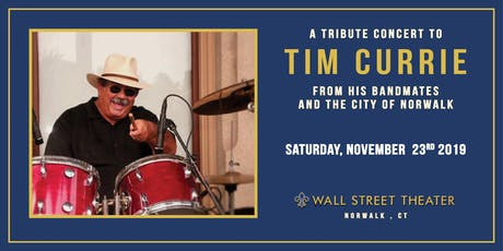 A Tribute concert to Tim Currie tickets