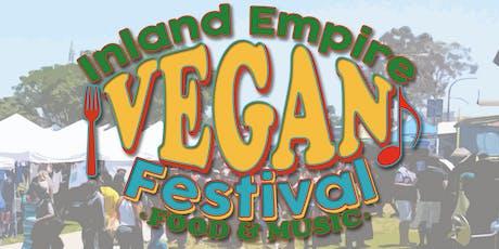 Inland Empire Vegan Festival  2020 VIP Ticket tickets