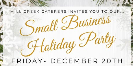 Small Business Holiday Party tickets