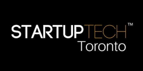StartupTech TO: Founders Talk Nov 2019 tickets