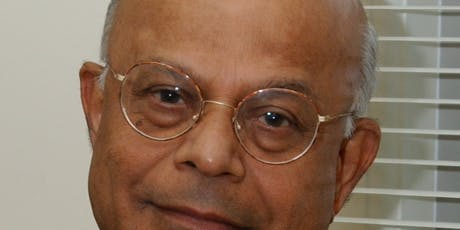 Dr. Natwar Gandhi in conversation with Penn alumnus Robert Rimm tickets