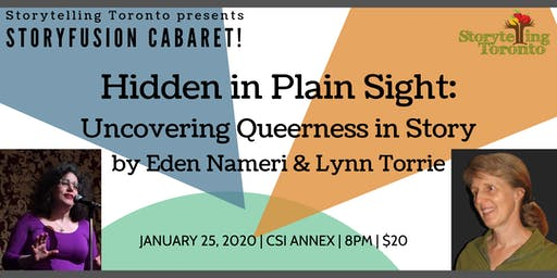Hidden in Plain Sight by Eden Nameri and Lynn Torrie