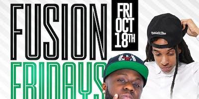 Fusion Fridays at Maracas Nightclub