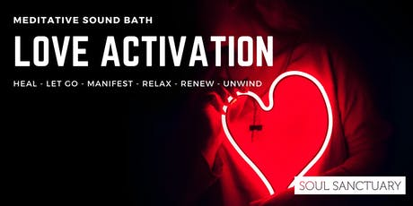 Love Activation Sound Experience tickets