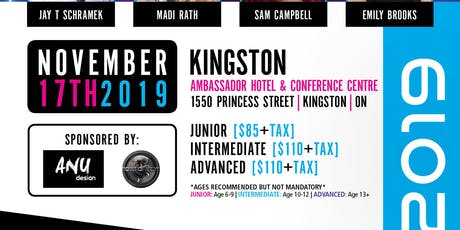 Dance Attack Kingston tickets