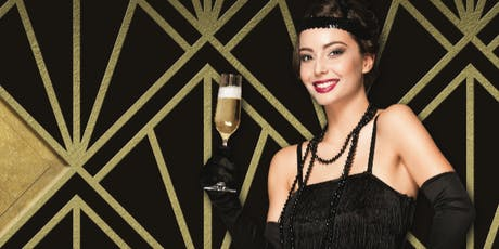 Great Gatsby Party billets