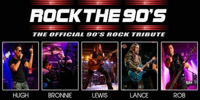ROCK THE 90S USA (THE OFFICIAL 90S ROCK TRIBUTE SHOW)