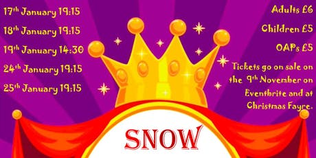 Snow White and the Seven Dwarfs Friday 24th tickets