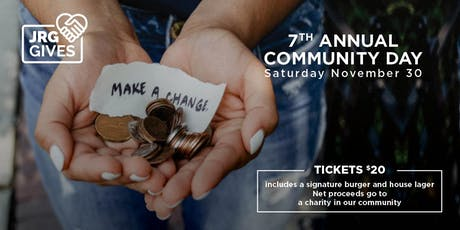 7th Annual Community Day at Edith + Arthur Public House tickets