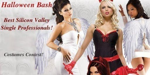 ♥Silicon Valley Singles Halloween Ball♥