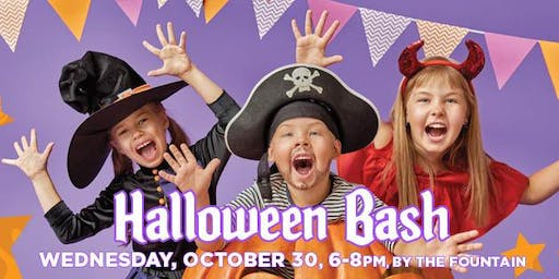 Halloween Bash at Lakeside Village