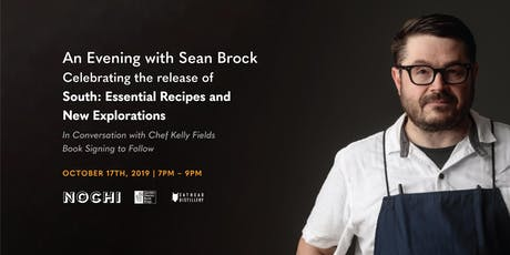 An Evening with Sean Brock tickets