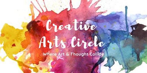 Creative Arts Circle: PaintNite