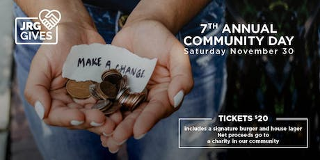 7th Annual Community Day at Townhall Public House Abbotsford for Crystal Gala Foundation tickets