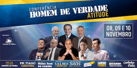 CONFERÊNCIA HOMEM DE VERDADE ingressos