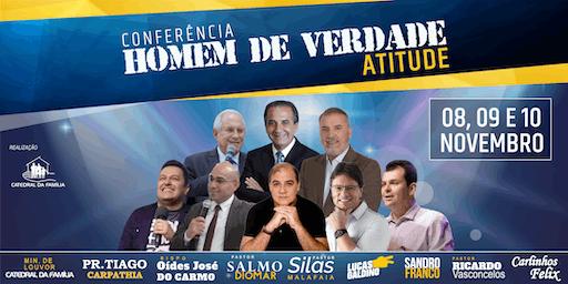 CONFERÊNCIA HOMEM DE VERDADE