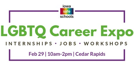 LGBTQ Career Expo | Cedar Rapids tickets