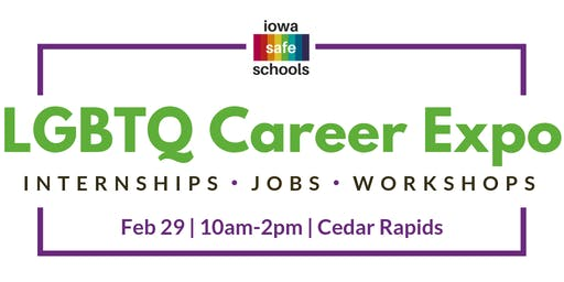 LGBTQ Career Expo | Cedar Rapids