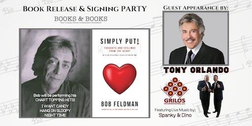 Bob Feldman Book Release & Signing Party