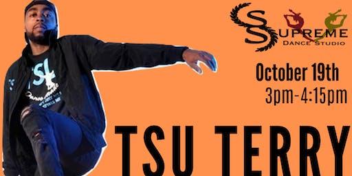 TSU TERRY MASTERCLASS