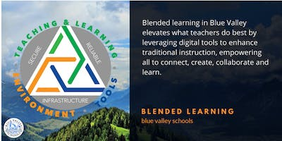 Blended Learning Lunch & Learn at Blue Valley