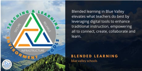 Blended Learning Lunch & Learn at Blue Valley tickets