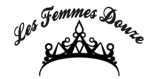 """Les Femmes Douze Presents the 2019 Beta Theta Debutante Cotillion """"African Princesses"""""""