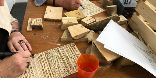 David's Pyrography Workshop for Beginners