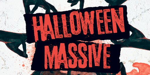 Halloween Massive Costume Party