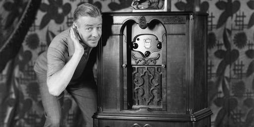 """Old Time Radio Show - """"The Detective Christmas Cavalcade"""""""