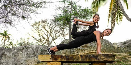Tone Up Tuesday: Family Workout by Vanessa De Agrela tickets