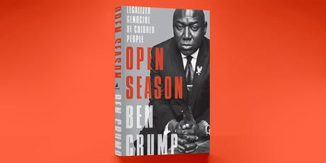 WHYY and the Literary Cafe  in Conversation: Open Season by Ben Crump tickets