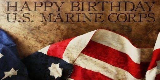 Aquia Harbour 244th Marine Corps Birthday Ball