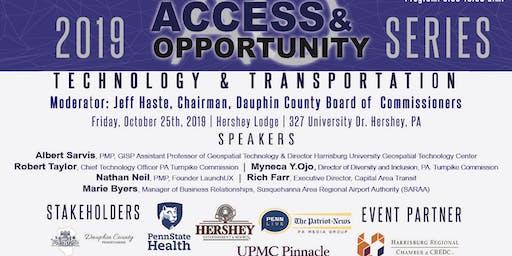 Access & Opportunity Breakfast: Hershey