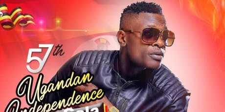 The Ugandan Annual Independence Gala tickets
