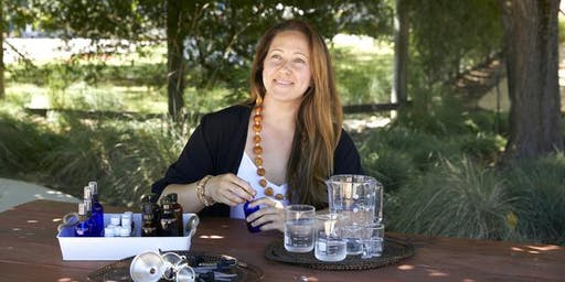 Aromatherapy Workshop with Elizabeth Davidman