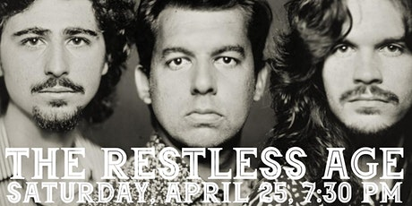 The Restless Age tickets
