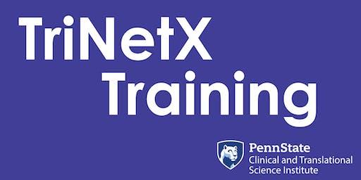 TriNetX Training