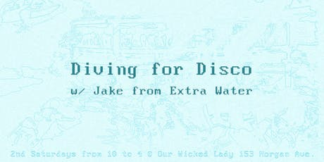 Diving For Disco w/ Jake from Extra Water tickets