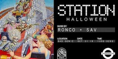 STATION - Halloween