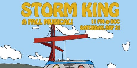 Storm King: A Fall Musical! - FringeCLUB 2019 tickets