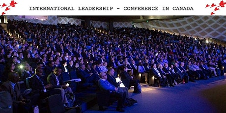 International Leadership - Conference in Canada tickets