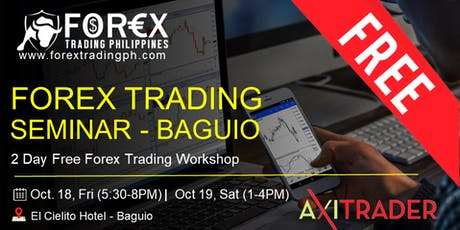 Free Forex Trading Seminar in Baguio tickets