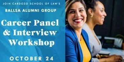 BALLSA Alumni Group - Career Panel & Interview Workshop