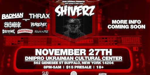 Bass Terminal Presents: Shiverz