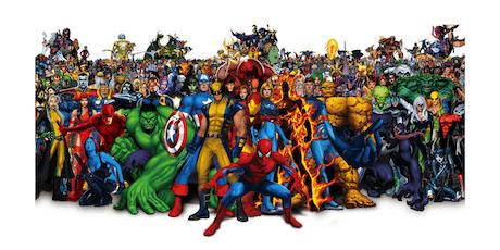 Heroes & Villains Showdown 2019 Edition tickets
